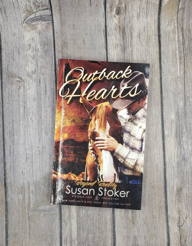 Outback Hearts, #1 by Susan Stoker