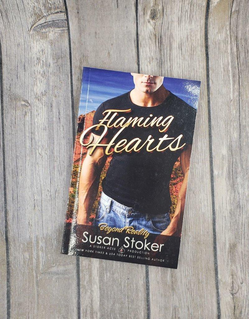 Flaming Hearts, #2 by Susan Stoker