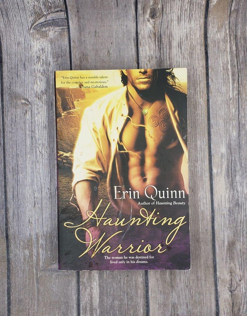 Haunting Warrior, #2 by Erin Quinn