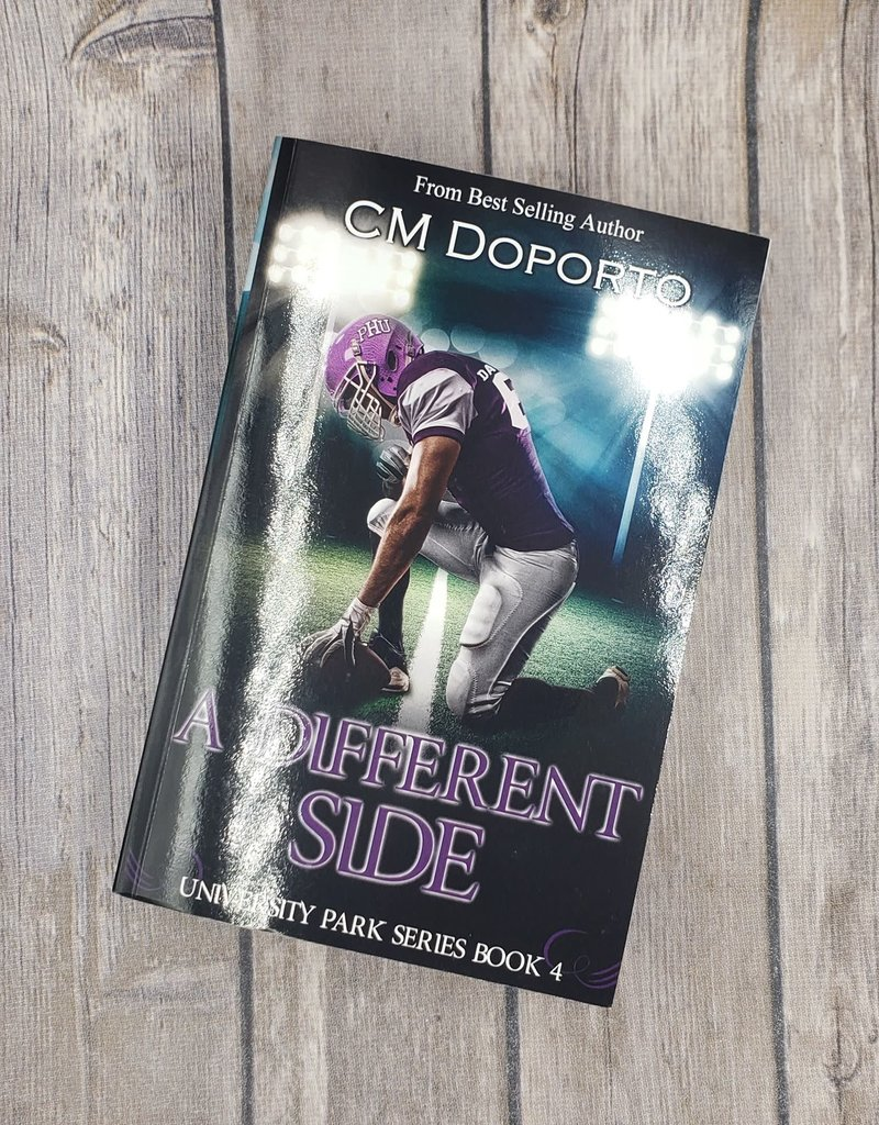 A Different Side, #4 by CM Doporto
