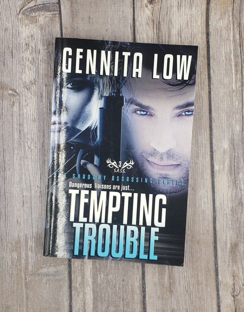 Tempting Trouble, #3 by Gennita Low