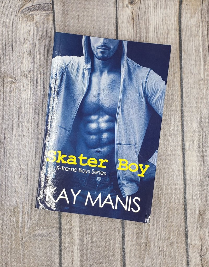 Skater Boy, #1 by Kay Manis