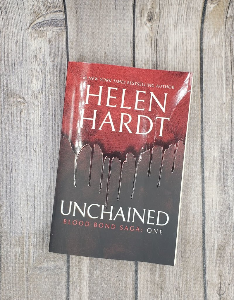 Unchained, #1 by Helen Hardt (Unsigned) - Scratch & Dent