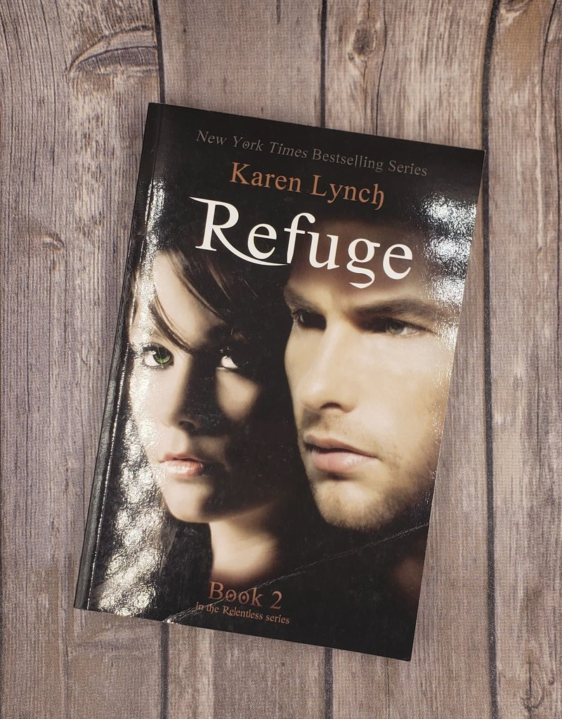 Refuge, #2 by Karen Lynch - Scratch & Dent