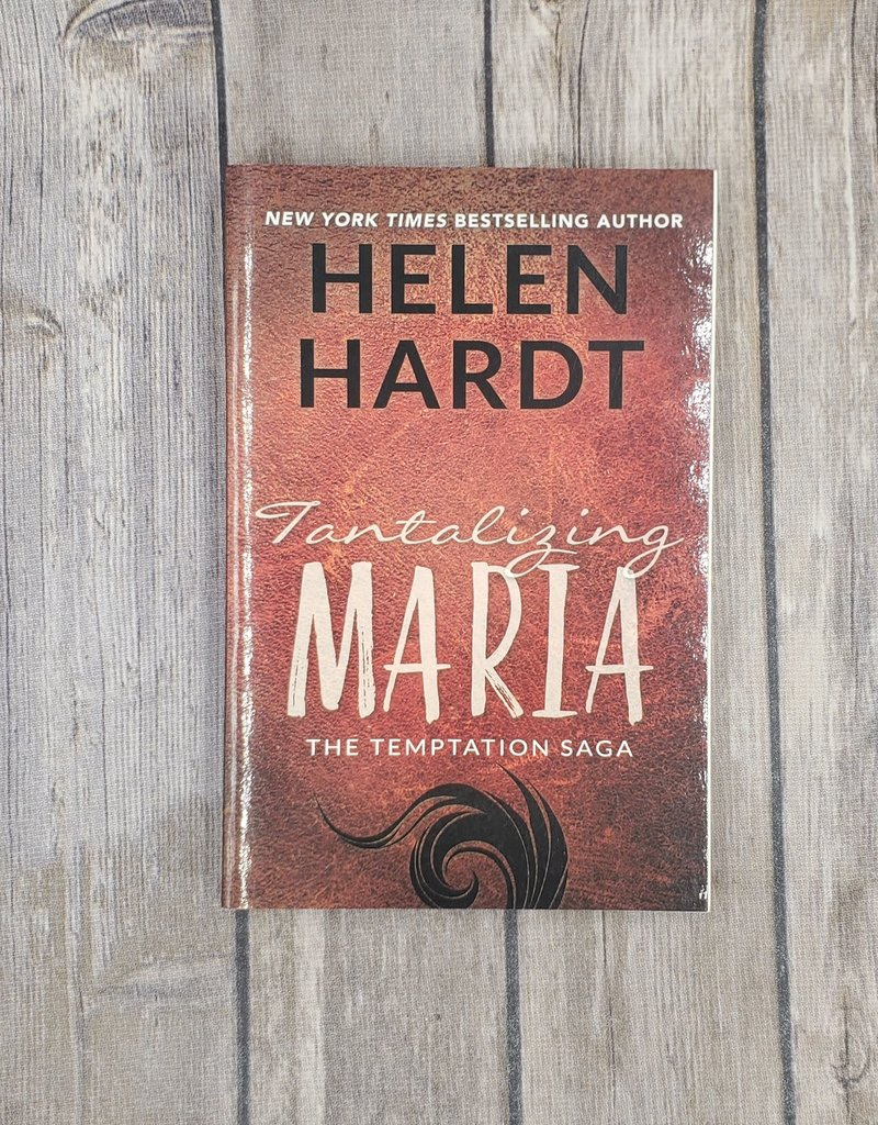 Tantalizing Maria, #7 by Helen Hardt (Bookplate)