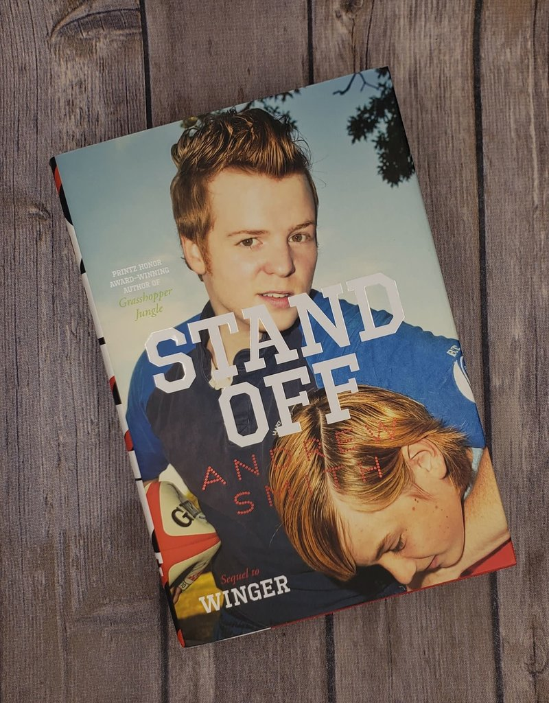 Stand Off, #2 (Hardback) by Andrew Smith