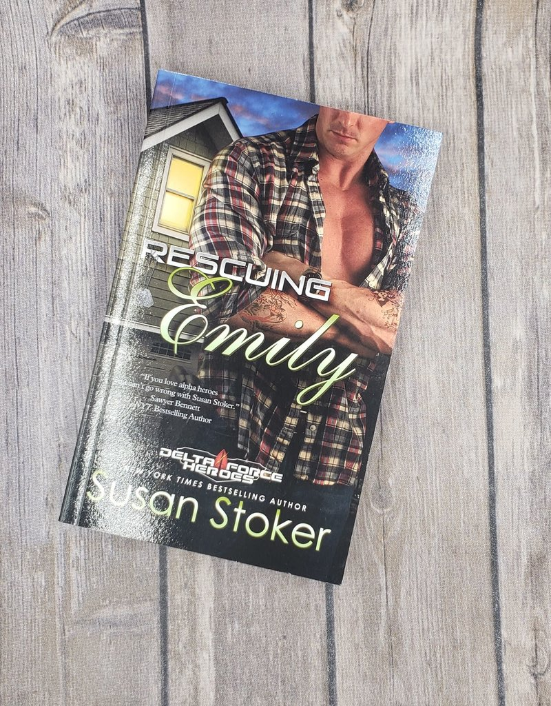 Rescuing Emily, #2 by Susan Stoker