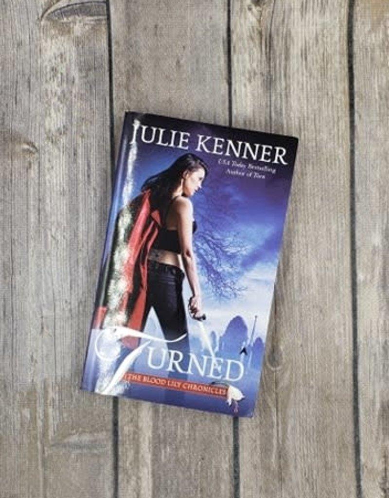 Turned, #3 by Julie Kenner (Mass Market)
