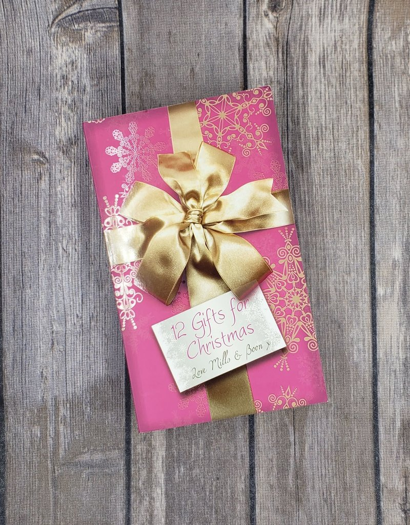 12 Gifts For Christmas: Anthology by Multiple Authors (Mass Market)