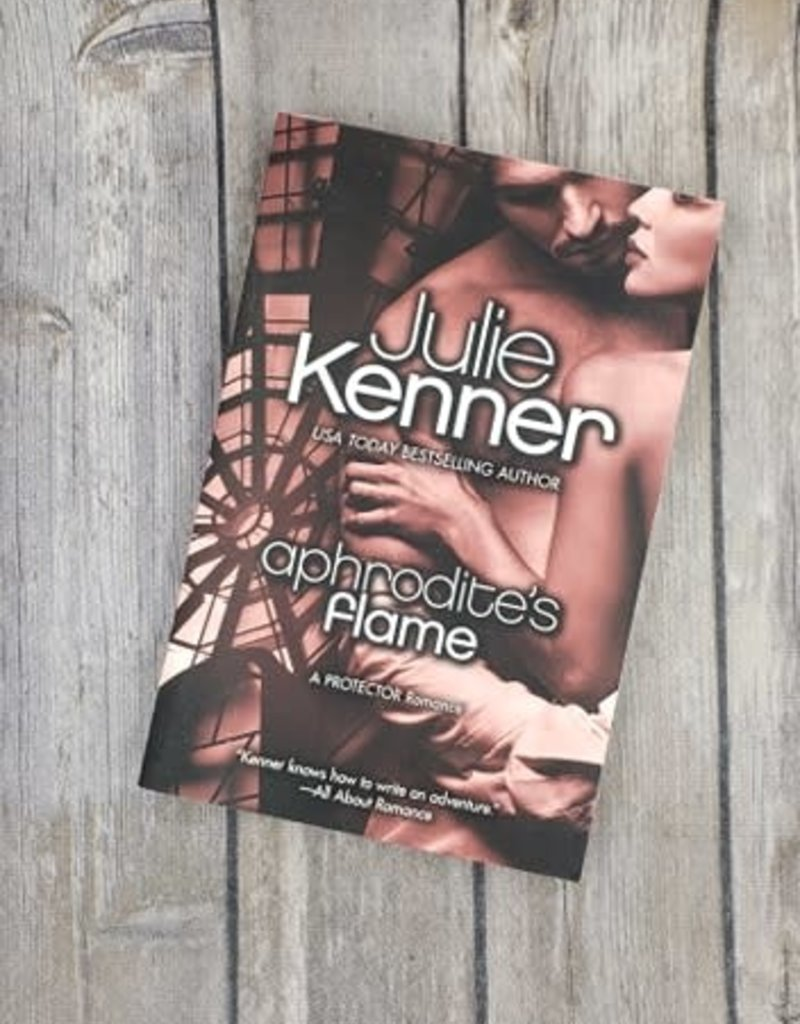 Aphrodite's Flame, #4 by Julie Kenner