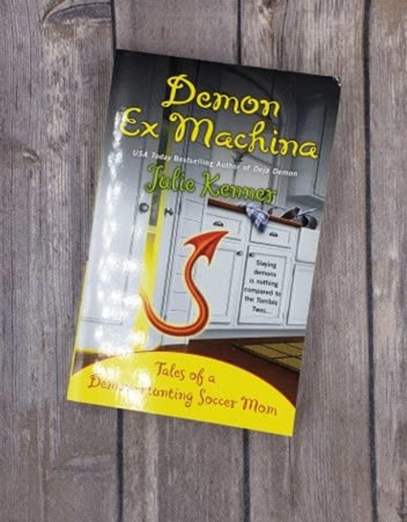 Demon Ex Machina, #5 by Julie Kenner