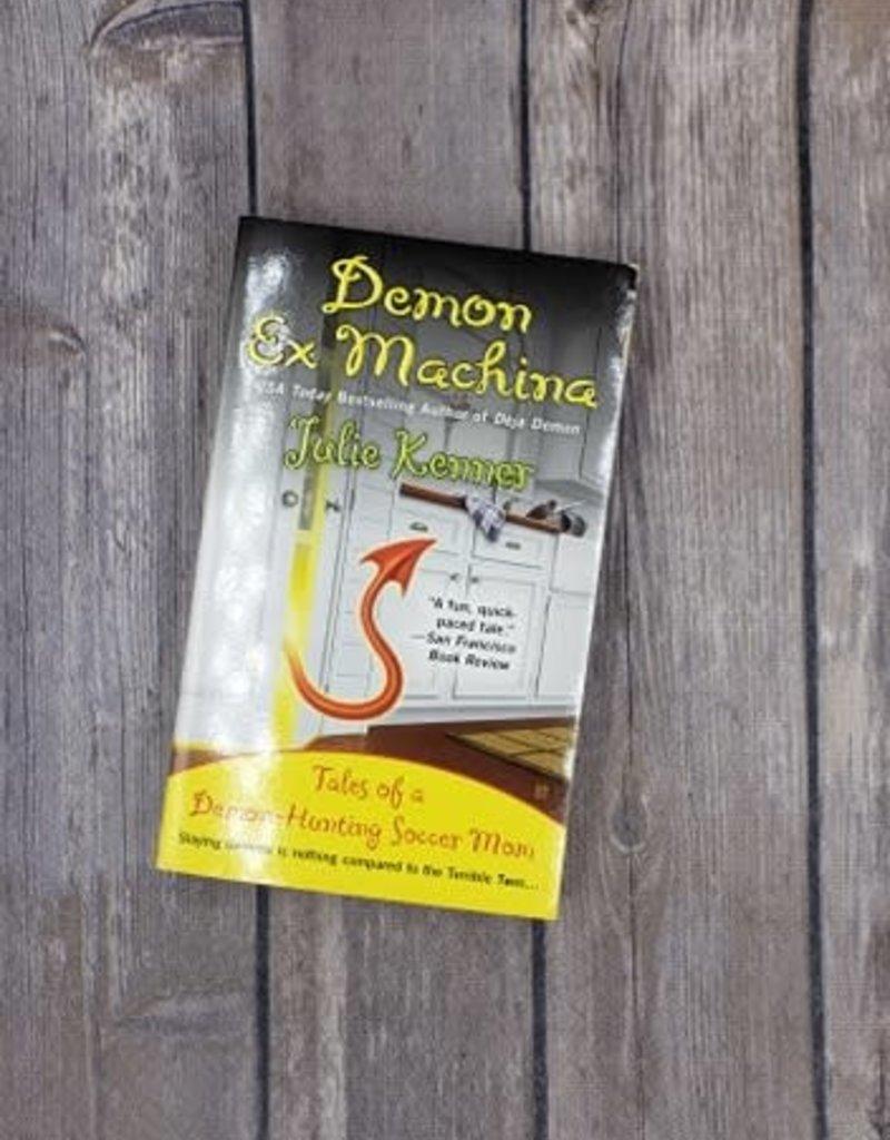 Demon Ex Machina, #5 by Julie Kenner - Mass Market