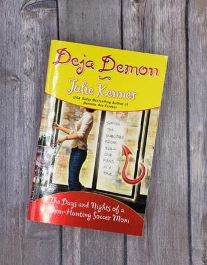 Deja Demon, #4 by Julie Kenner