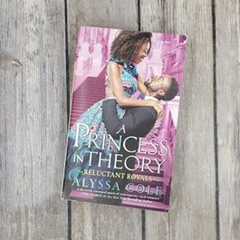 A Princess Theory, #1 (Mass Market) by Alyssa Cole - Unsigned