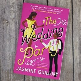 The Wedding Party, #3 by Jasmine Guillory - Unsigned