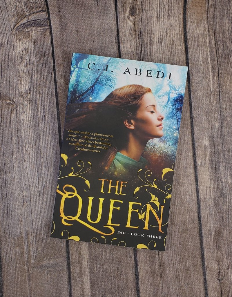 The Queen, #3 by CJ Abedi