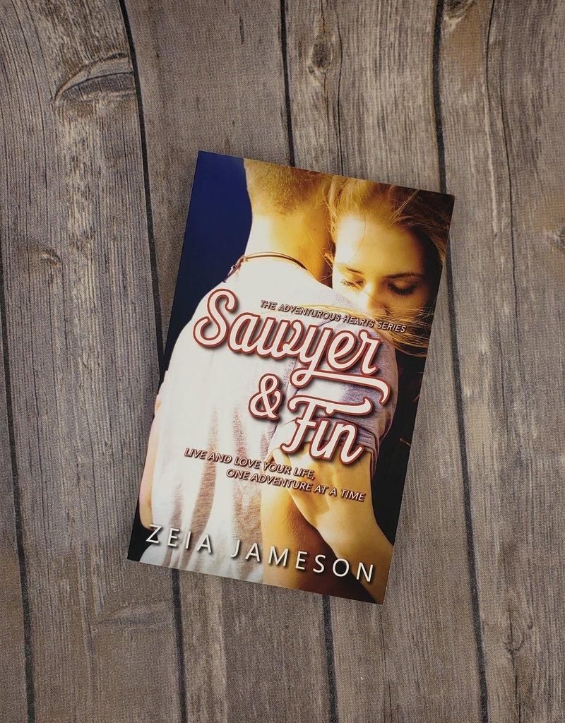 Sawyer and Fin, #1 by Zeia Jameson
