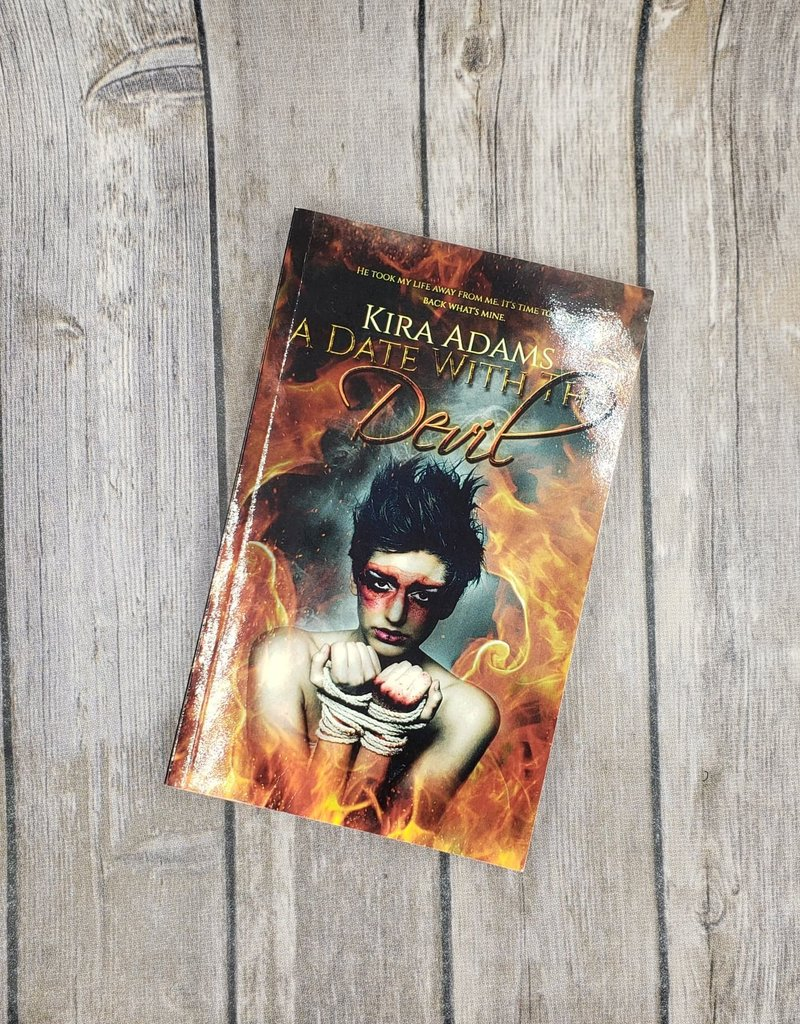 A Date With The Devil by Kira Adams