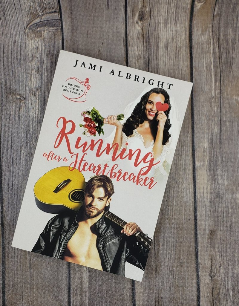 Running after a Hearbreaker, #4 by Jami Albright