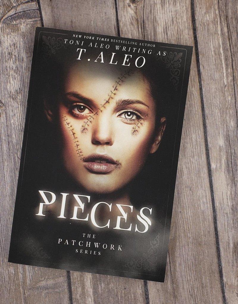 Pieces, #1 by Toni Aleo