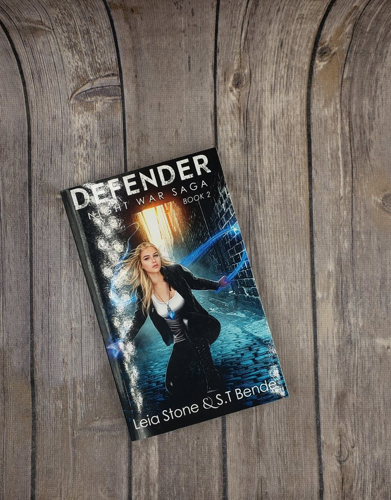 Defender, #2 by Leia Stone & ST Bende