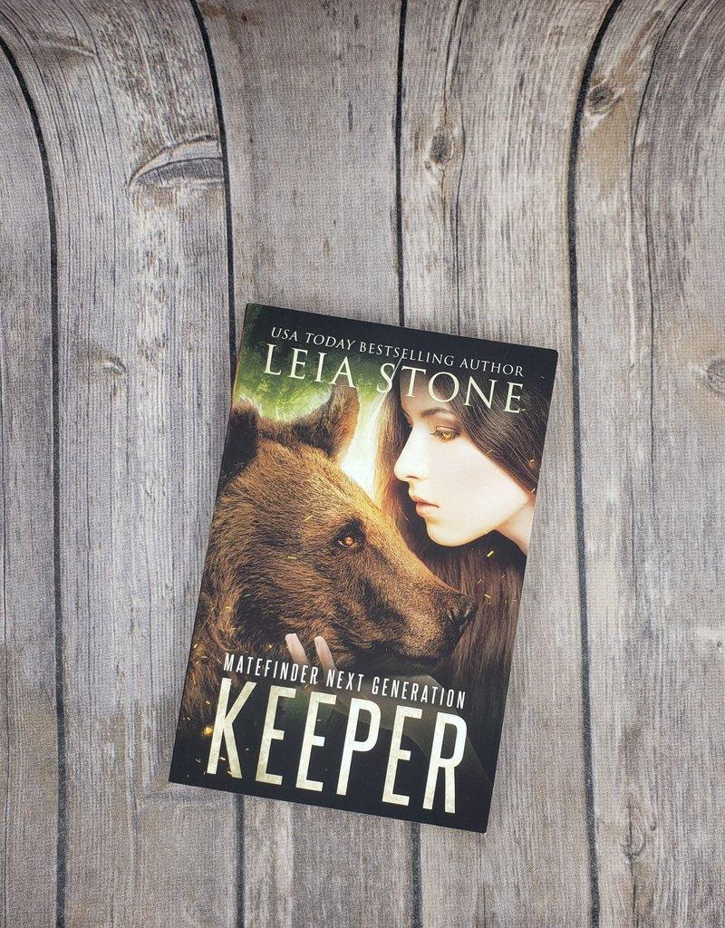 Keeper, #1 by Leia Stone