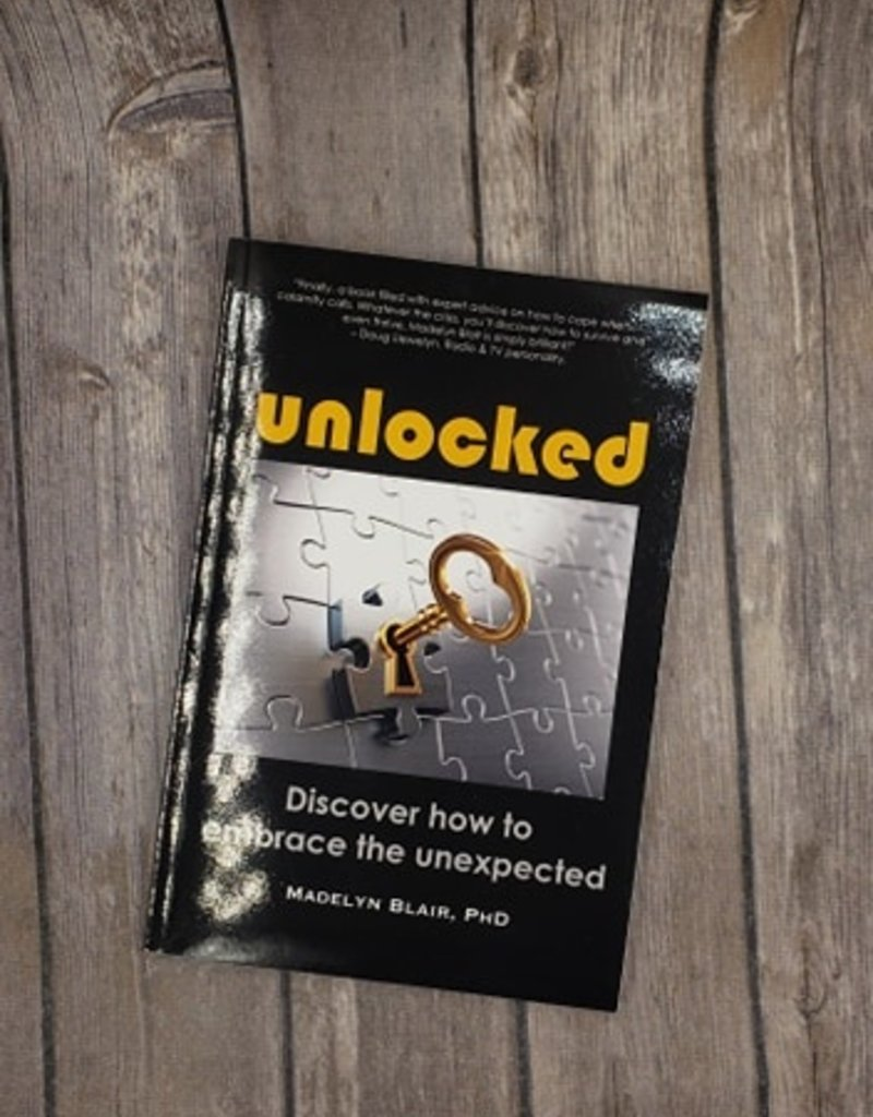 Unlocked by Madelyn Blair, PhD