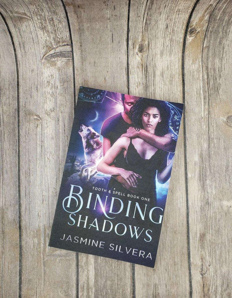Binding Shadows, #1 Jasmine Silvera