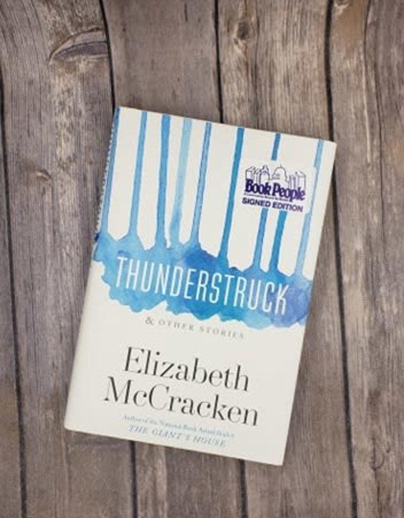 Thunderstruck (Hardback) by Elizabeth McCracken