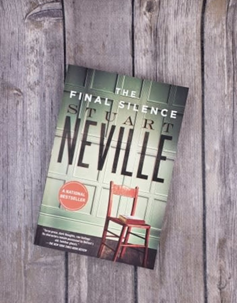 The Final Silence by Stuart Neville