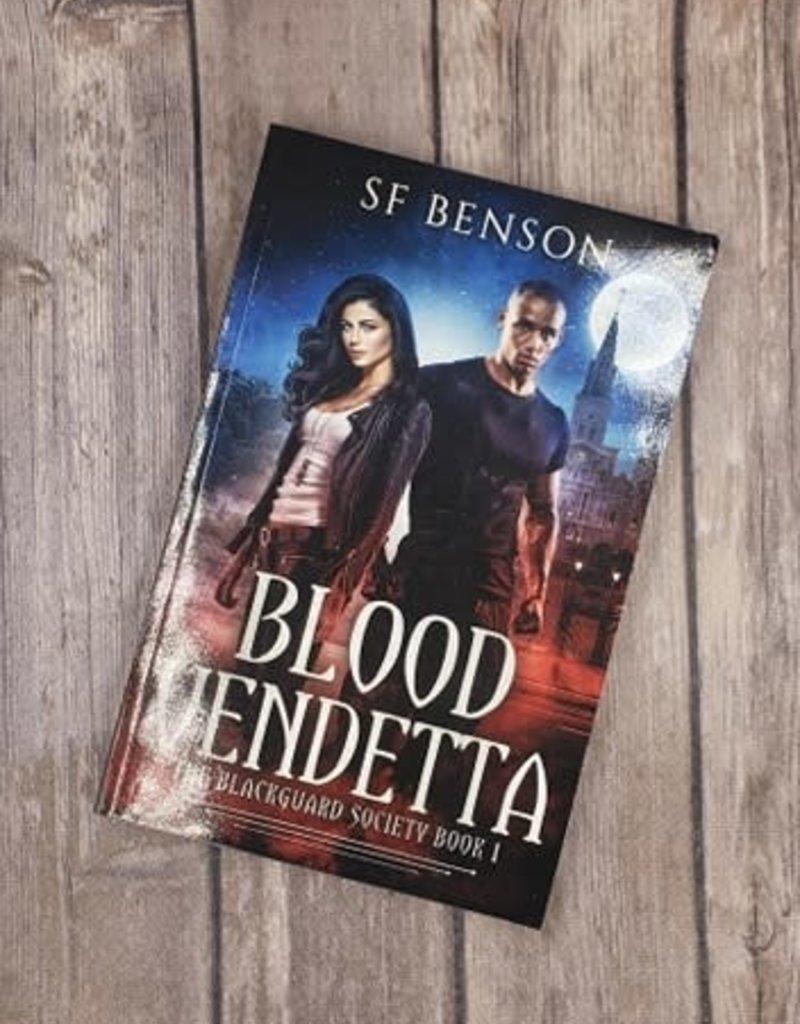 Blood Vendetta, #1 by SF Benson