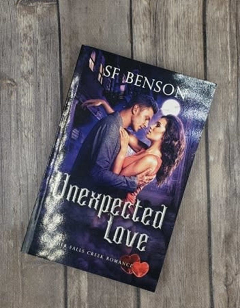 Unexpected Love, #6 by SF Benson