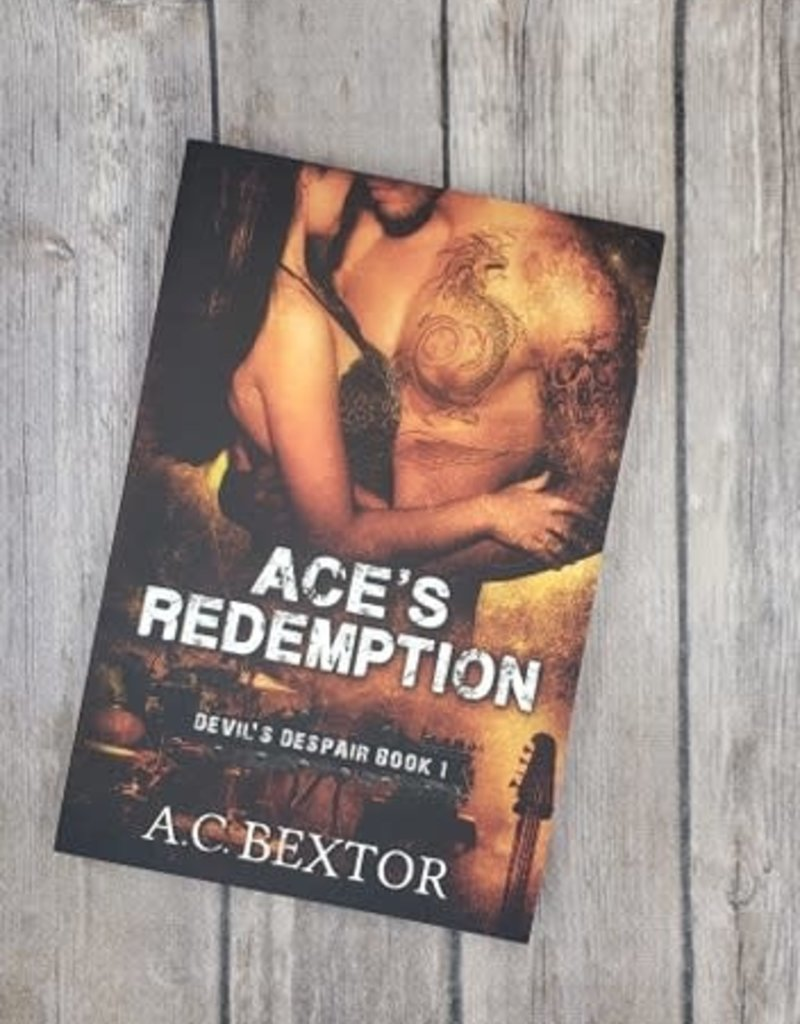 Ace's Redemption, #1 by AC Bextor