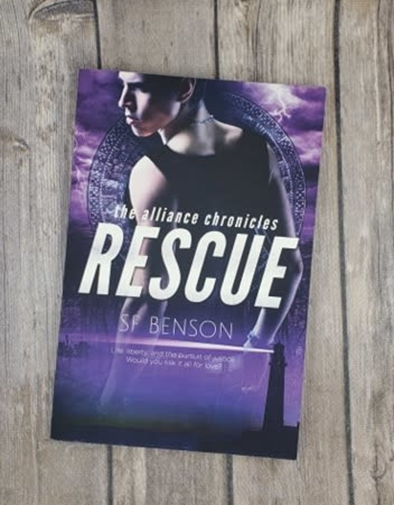 Rescue: The Alliance Chronicles, #2 by SF Benson