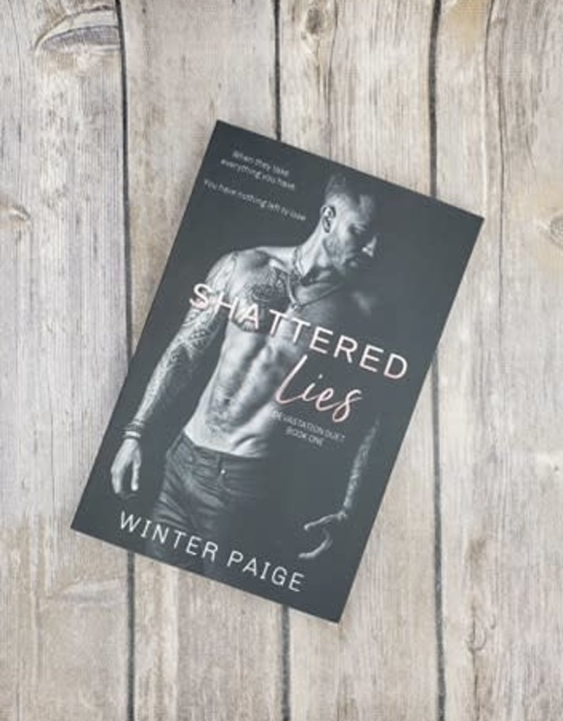 Shattered Lies, #1 by Winter Paige