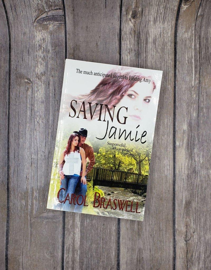 Saving Jamie, #2 by Carol Braswell