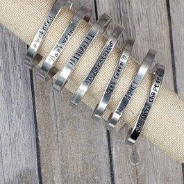 Book Addict Bracelet