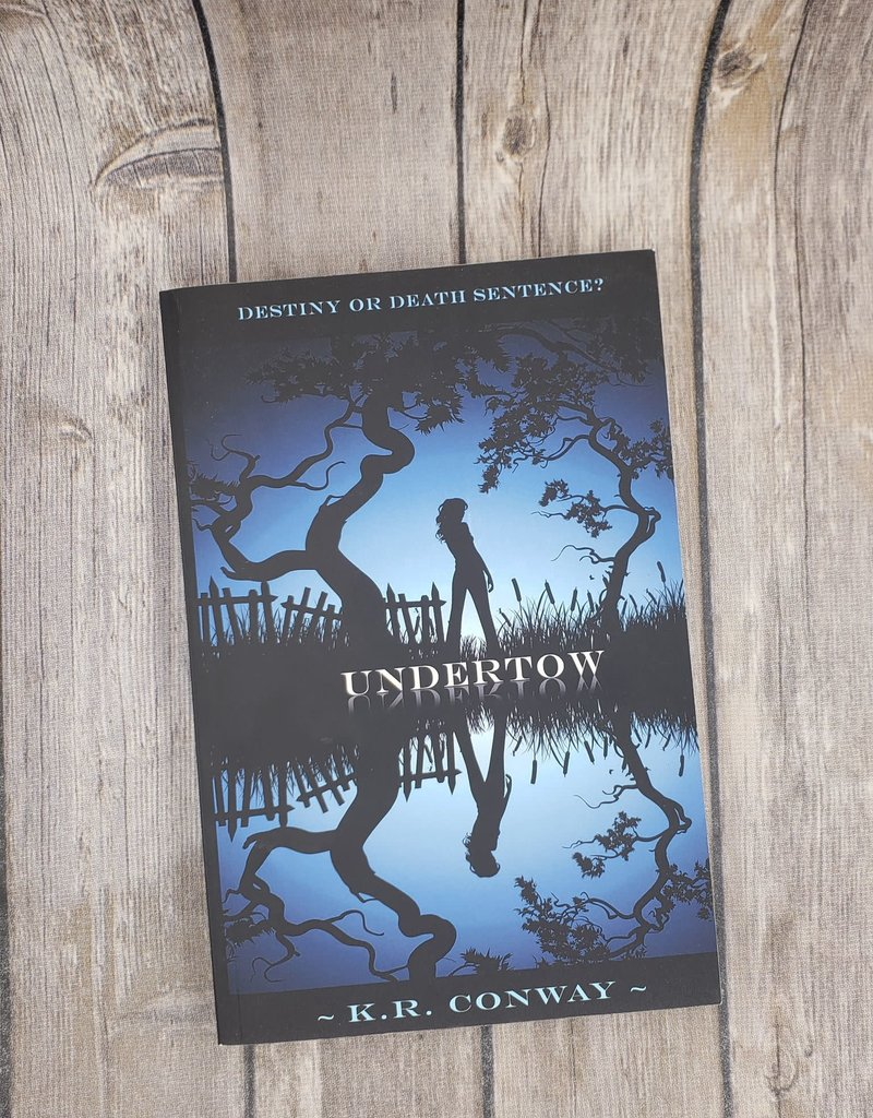 Undertow, #1 by KR Conway