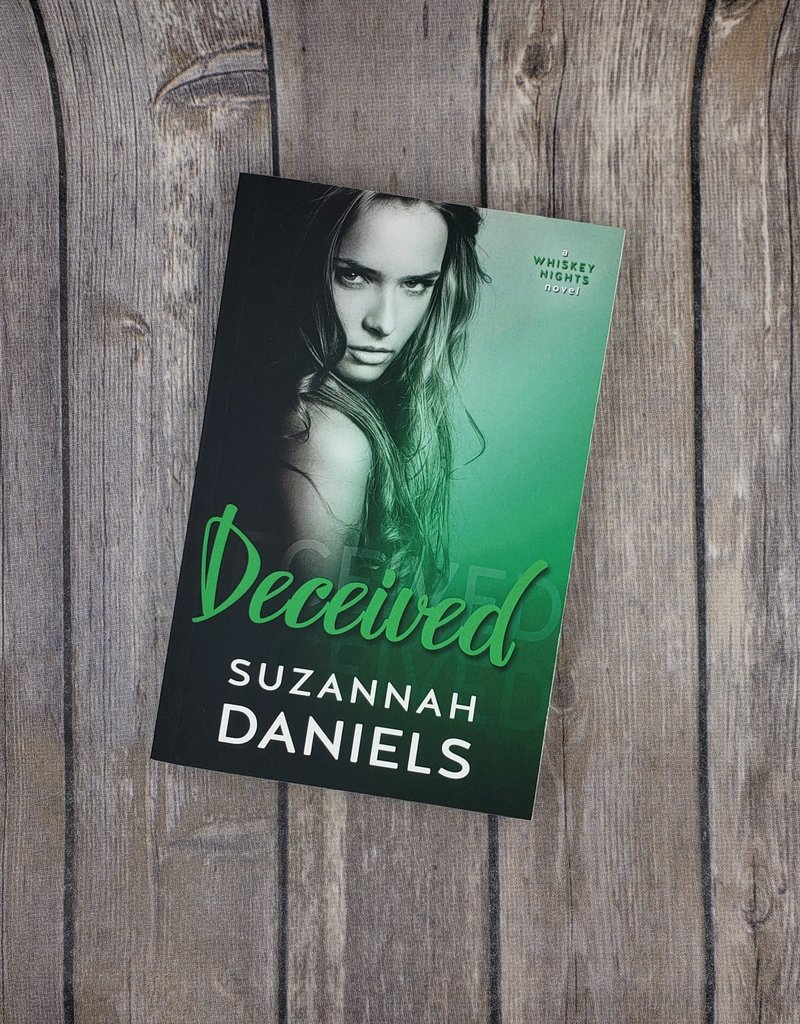Deceived, #3 by Suzannah Daniels