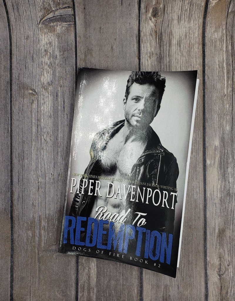 Road To Redemption, #2 by Piper Davenport