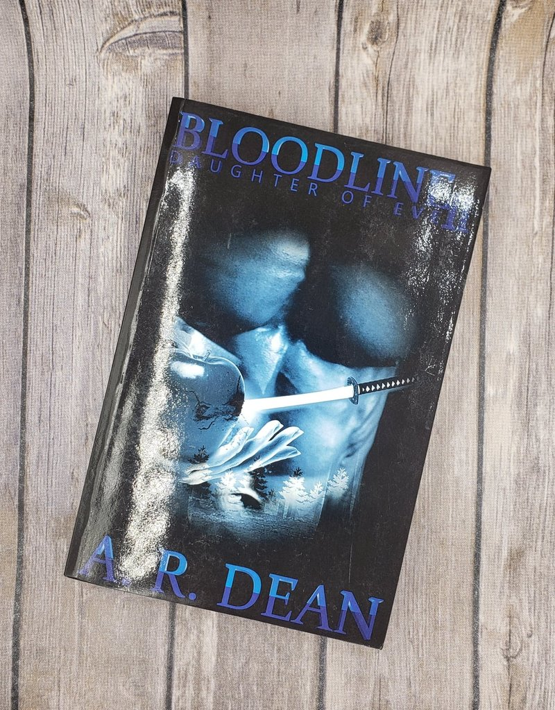 Bloodline Daughter of Evil, #2 by AR Dean