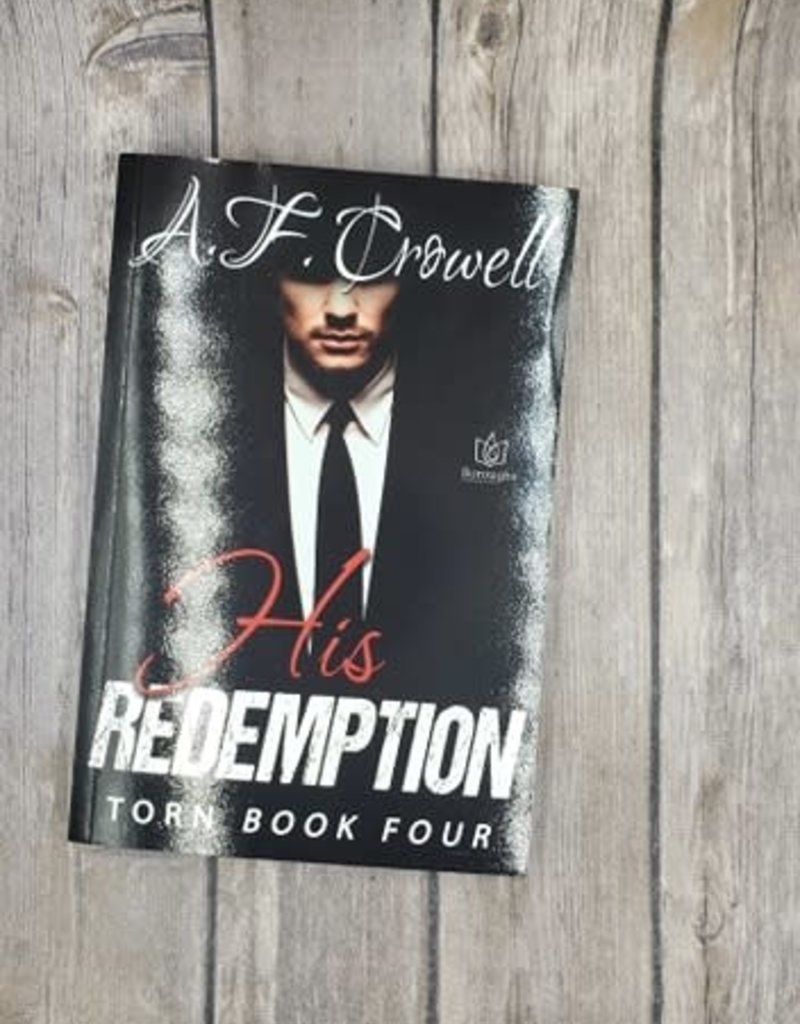 His Redemption, #4 by AF Crowell
