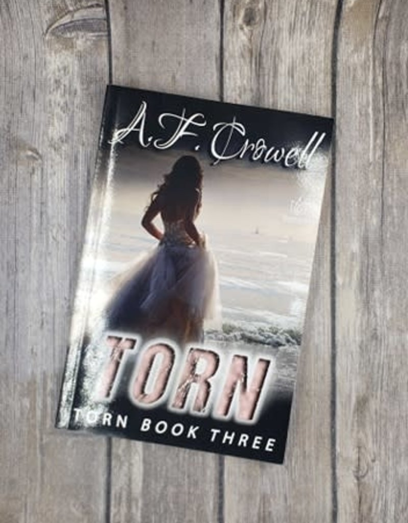 Torn, #3 by A.F Crowell
