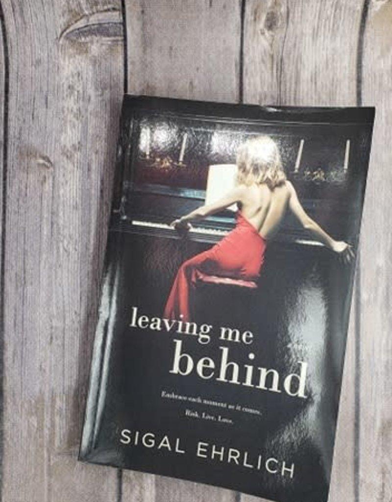 Leaving Me Behind by Sigal Ehrlich