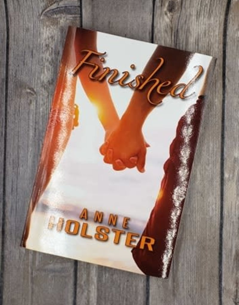 Finished by Anne Holster