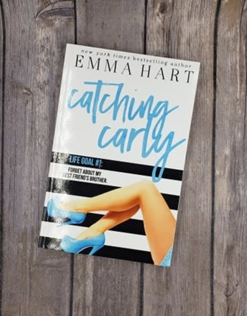 Catching Carly, #2 by Emma Hart