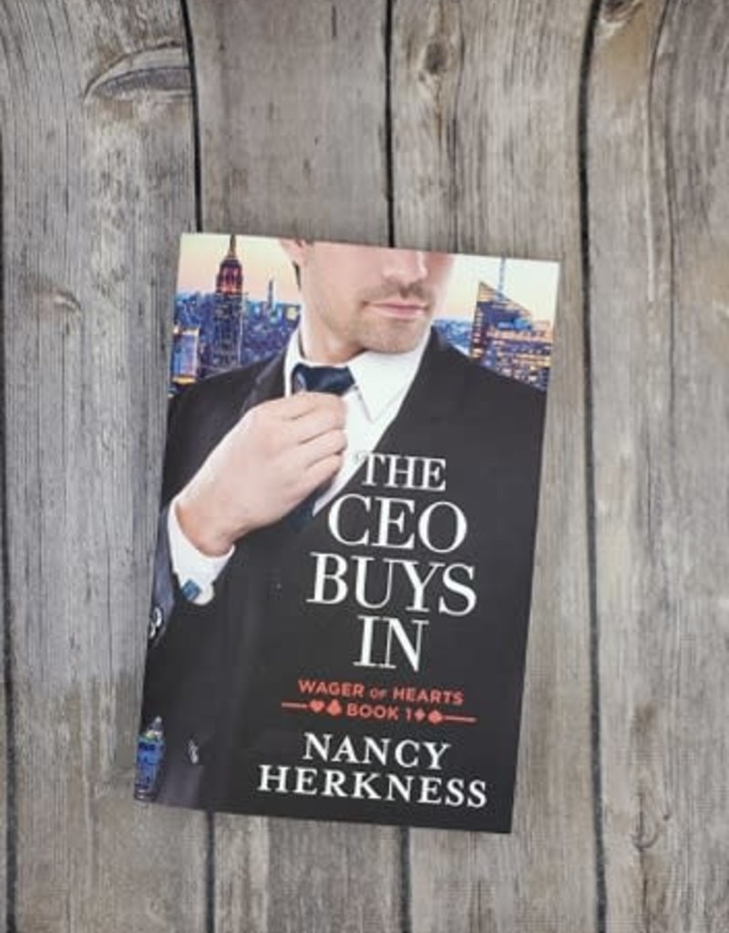 The CEO Buys In, #1 by Nancy Herkness