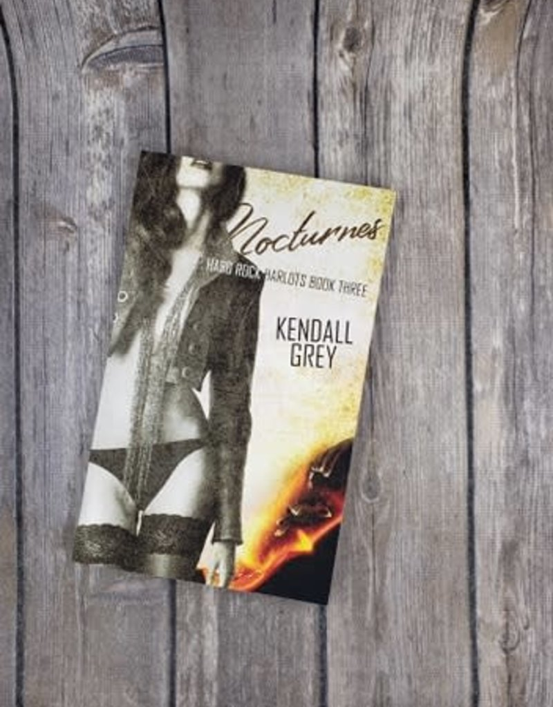 Nocturnes, #3 by Kendall Grey