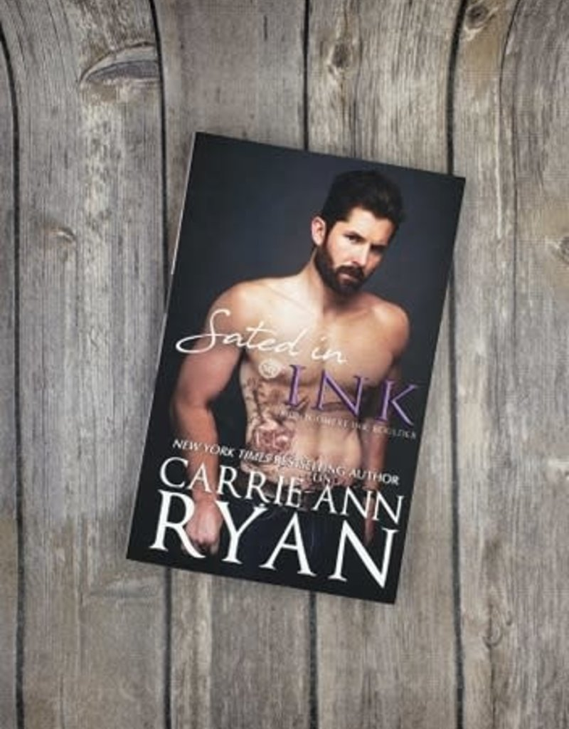 Sated In Ink, #2 by Carrie Ann Ryan