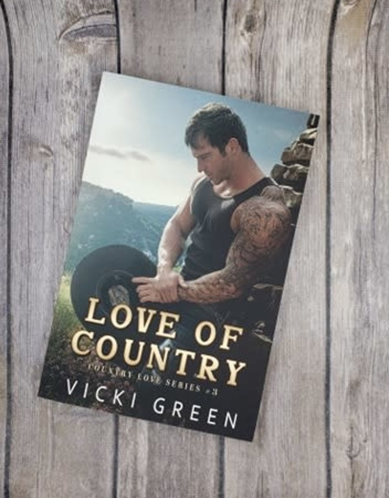 Love of Country, #3 by Vicki Green